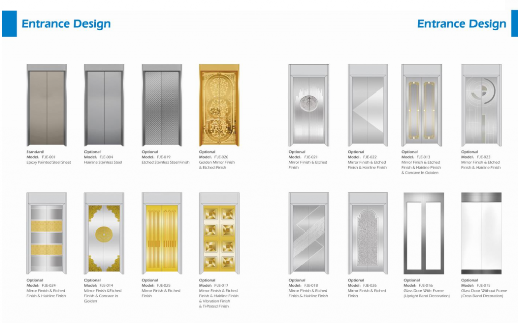 Entrance Design